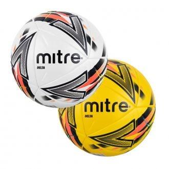 Mitre Delta One Match Football
