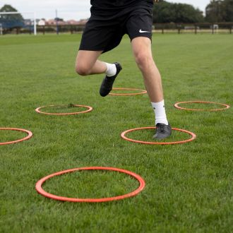 Set of 12 Speed Agility Rings