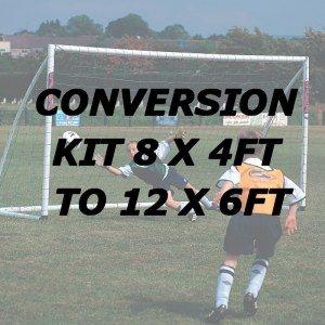 Samba 8 x 4 to 12 x 6 Goal Conversion Kit