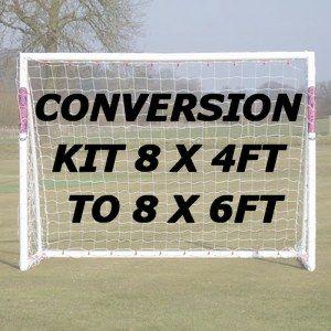 Samba Goal Conversion Kit 8 x 4 to 8 x 6