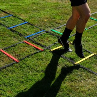 Speed and Agility Cross Ladder