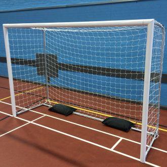 MH 3m x 2m Futsal Indoor Football Goal Package - Pair