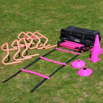 Pink Agility Training Kit