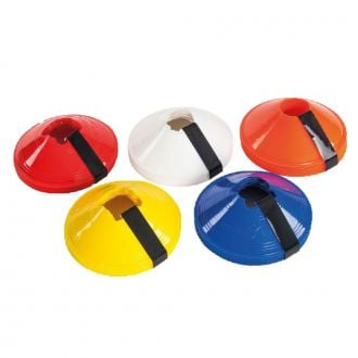Set of 10 precision training cones