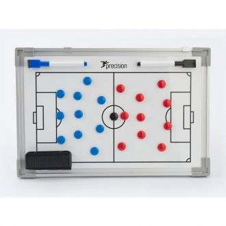 Double Sided Coaches Tactics Board 45 x 30cm