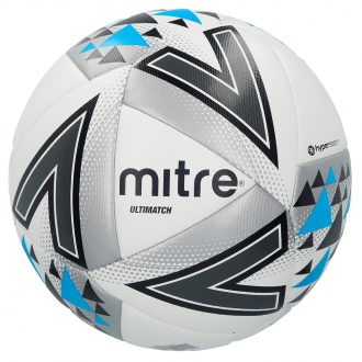 Mitre Ultimatch Football Ball - White