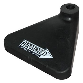 Diamond Corner Pole Base