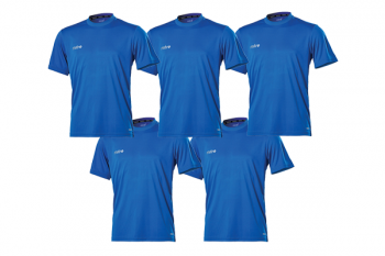 Mitre Camero Warm Up Shirt - Set of 5
