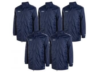Mitre Delta Bench Coat Full Set of 5