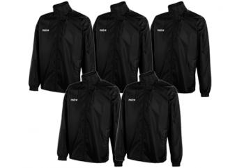 Mitre Edge Rain Jacket Full Set of 5