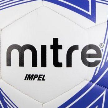 Mitre Impel set of 10 footballs with bag