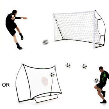 Kickster Combo Goal 8 x 5