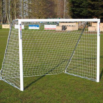 Mark Harrod 8 x 6 Aluminium Football Goal