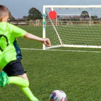 Free Kick Target on Goal
