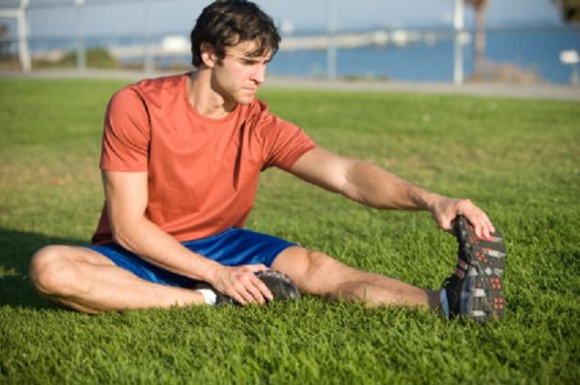 How to Cool Down After a Tough Training Session