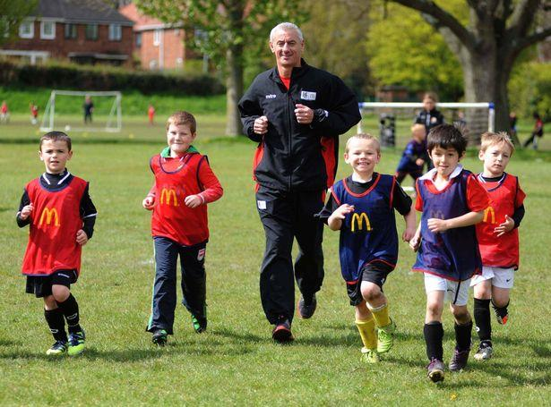 Can Ian Rush's Grassroots Football Foundation Make a Difference?