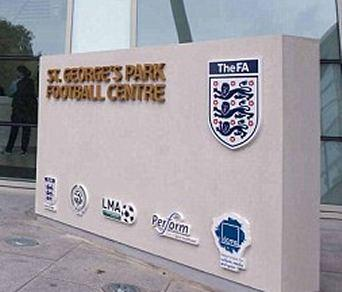 St George's National Football Centre.