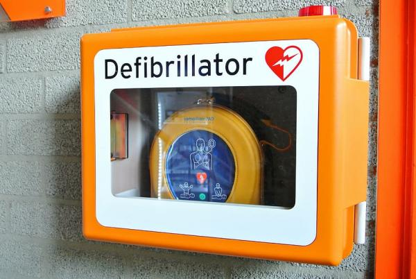 Grassroots Football Clubs May Now Be Eligible for a Free Defibrillator