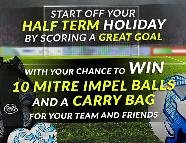 WIN - 10 Mitre Impel Ball and a Carry Bag!