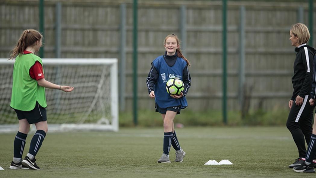 Grassroots Football Returns from its Covid-19 Hiatus
