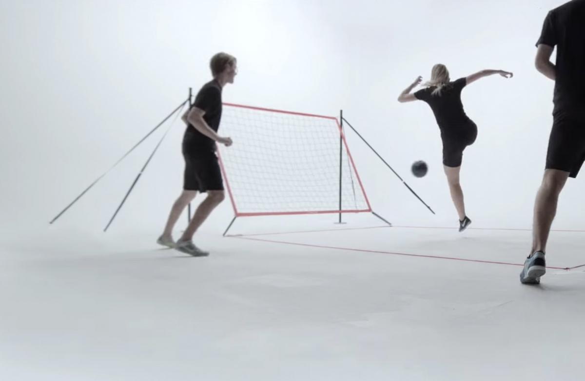 Futchi: The Football-Squash Hybrid That Can Improve Technique