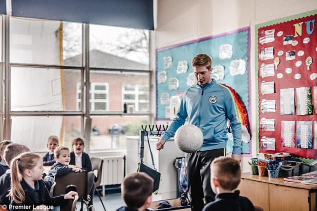 Premier League's Primary Stars Campaign Aims to Inspire Youngsters