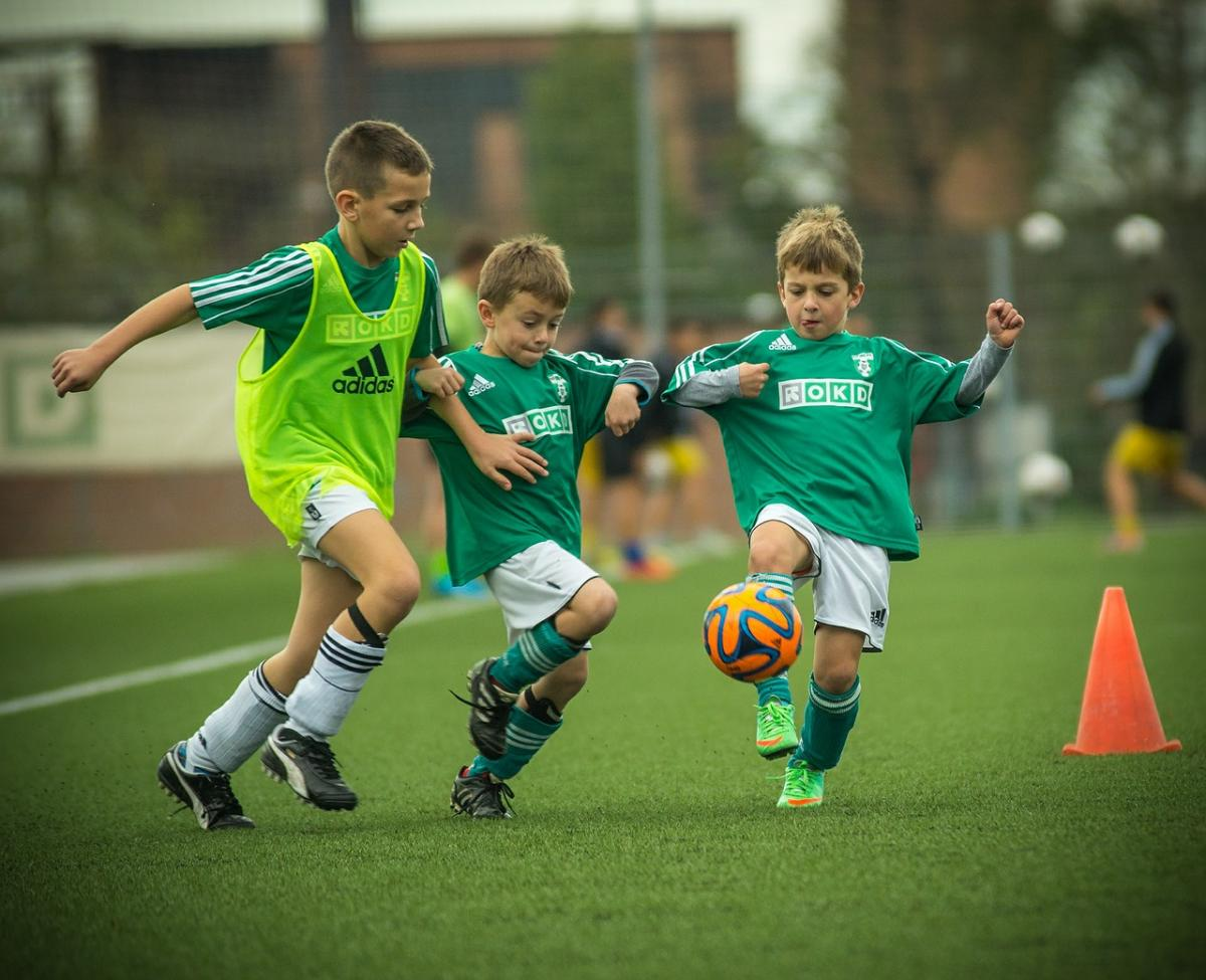 Why Small-Sided Football Matches Are Important to the Development of Youngsters