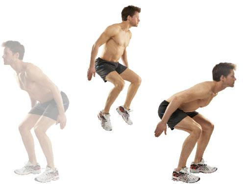 A Circuit Training Regime for Increased Leg Strength
