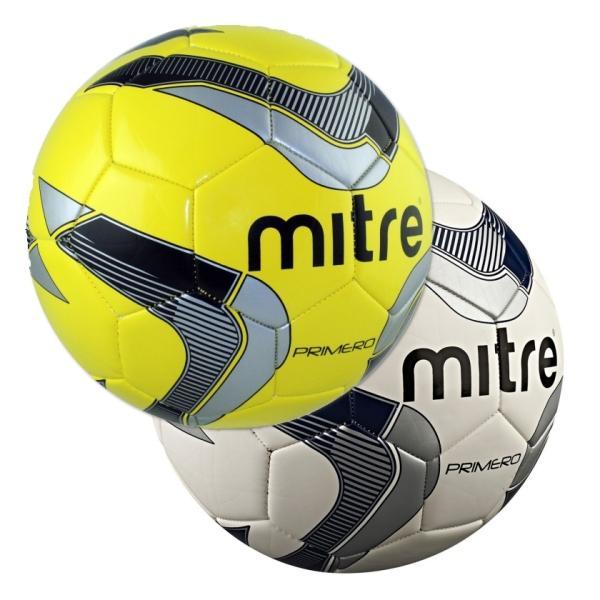 The new Mitre Primero Training Football