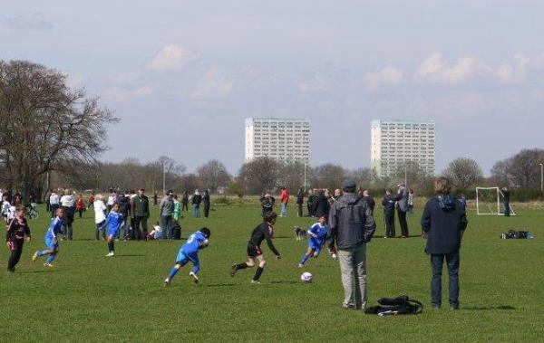 Why Has London's Olympic Legacy Not Reached Grassroots Football?