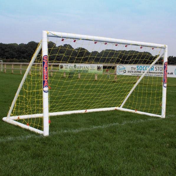 Win a Samba 8 x 4 Garden Football Goal.