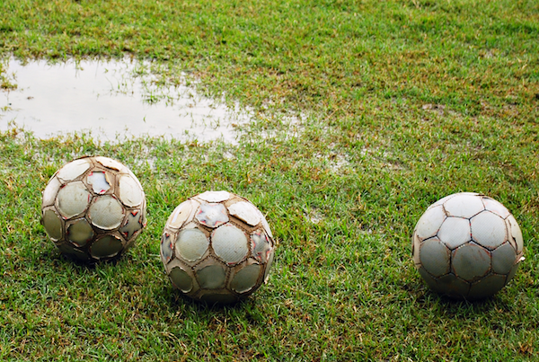 5  Fun Indoor Football Drills To Keep Your Team Sharp When Bad Weather Strikes