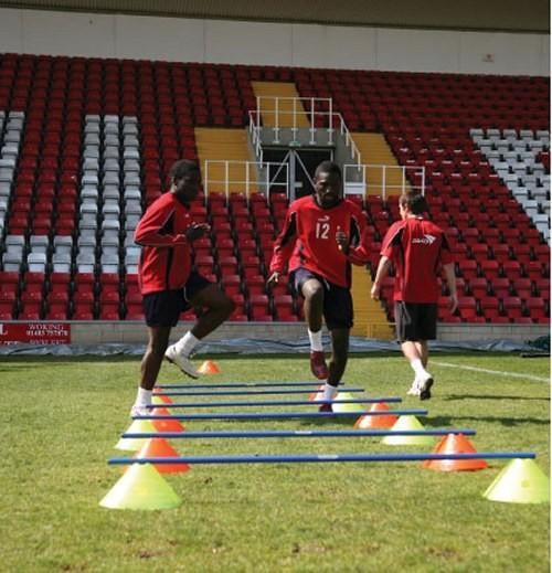 Football Training Equipment: Top Tips for Coaches