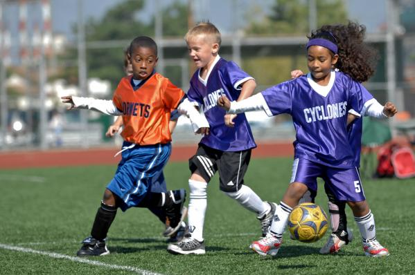 How Football Can Be Used to Tackle Childhood Obesity