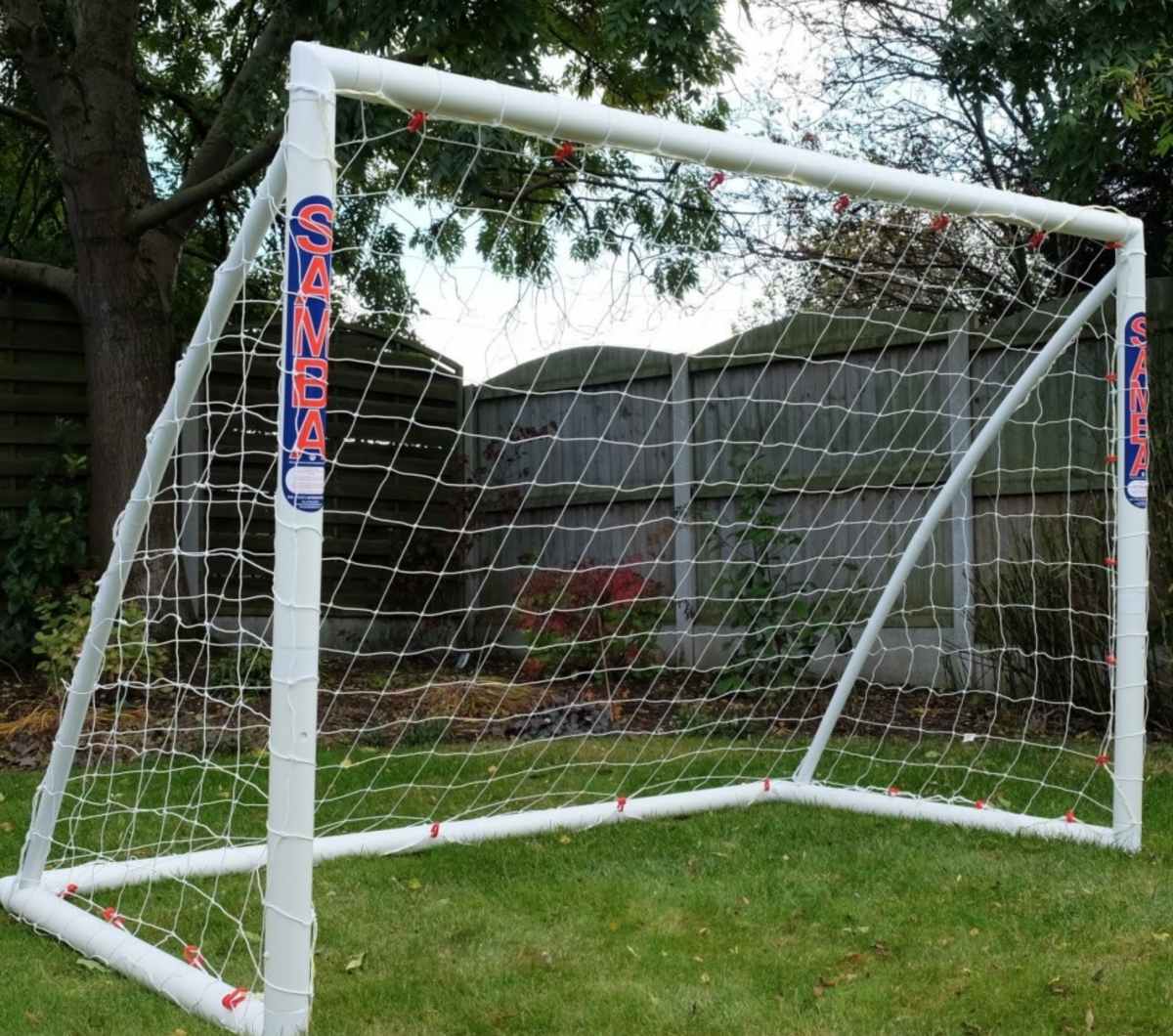 How to Improve Your Football Skills at Home — in Your Garden
