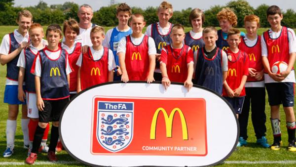 Can McDonald's Be the Unlikely Saviour of Grassroots Football in the UK?