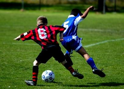 What does it take to be spotted by a football academy scout?