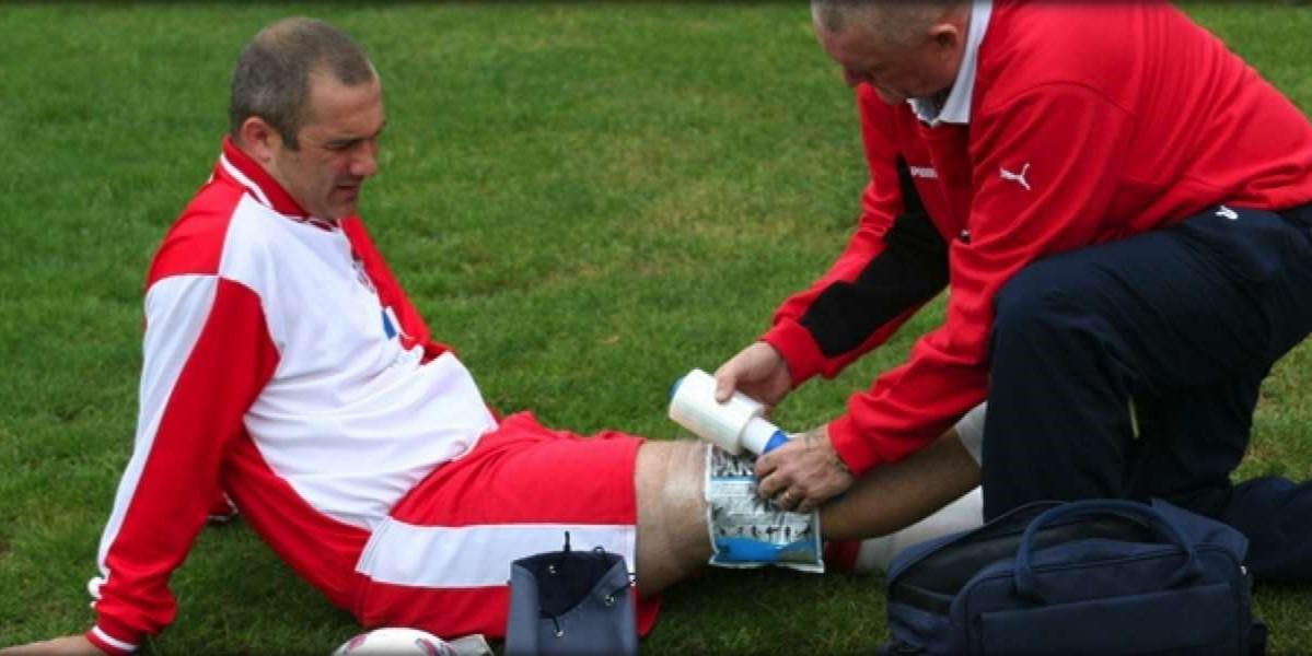 When to use an Ice Pack or Heat Pack for a Sport Injury?