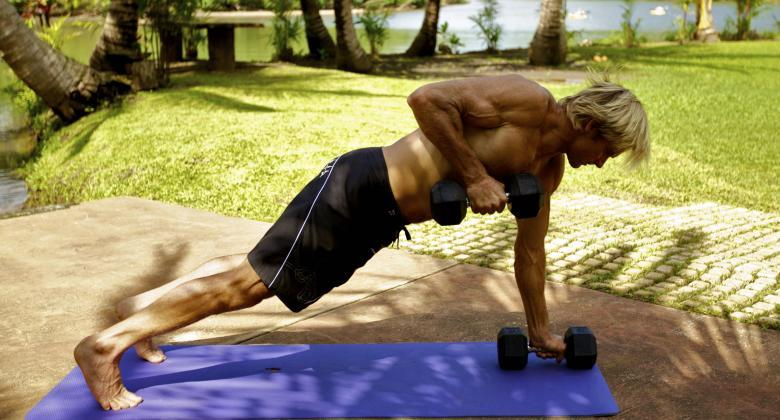 5 Ways Footballers Can Build Upper Body Strength