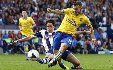 Jack Wilshere Secures Top Place For Arsenal