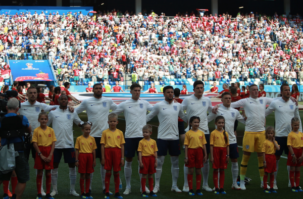 England's Wonderful World Cup 2018 Legacy is the Development of Tomorrow's Superstars