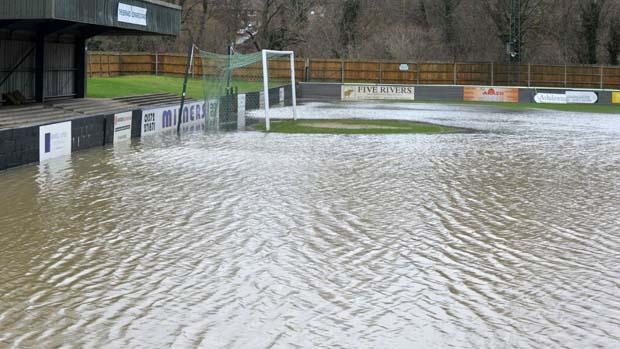 What Does the Prospect of Regular Flooding Mean for Grassroots Football Clubs?