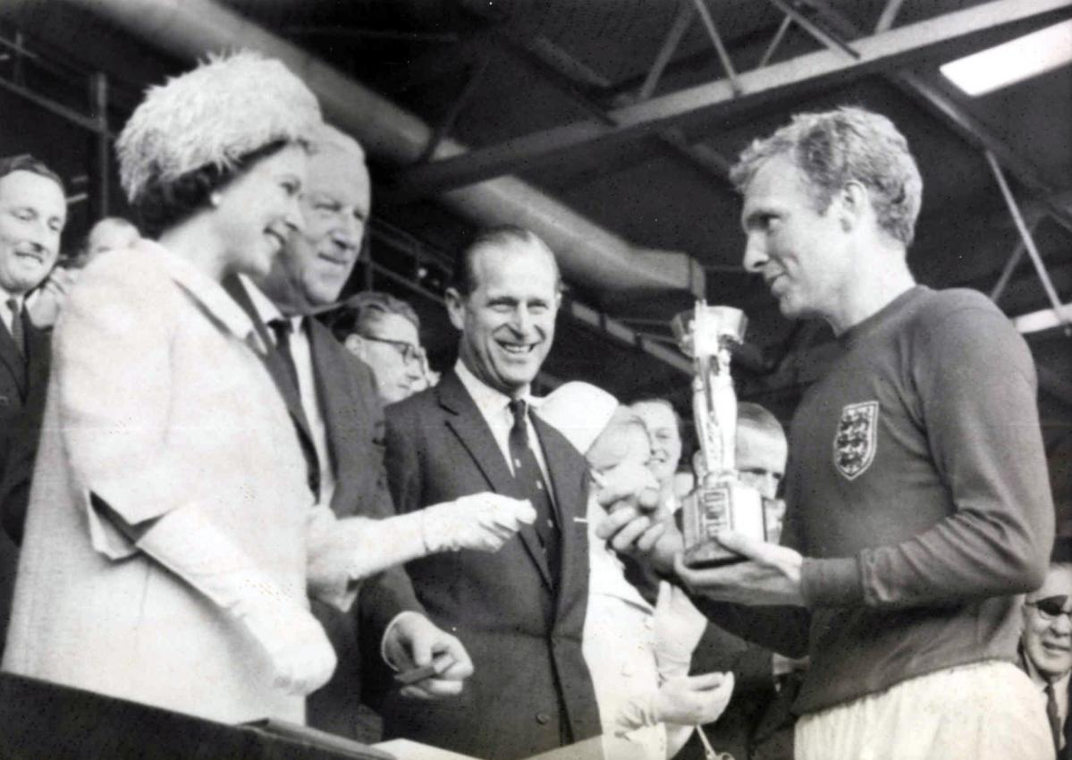 FA's 1966 World Cup Celebrations Kick Off with 66 Grants to Grassroots Projects
