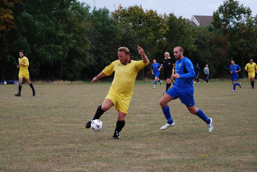 Can 'Retain the Game' Reverse the Trend of Adult Males Leaving Grassroots Football?