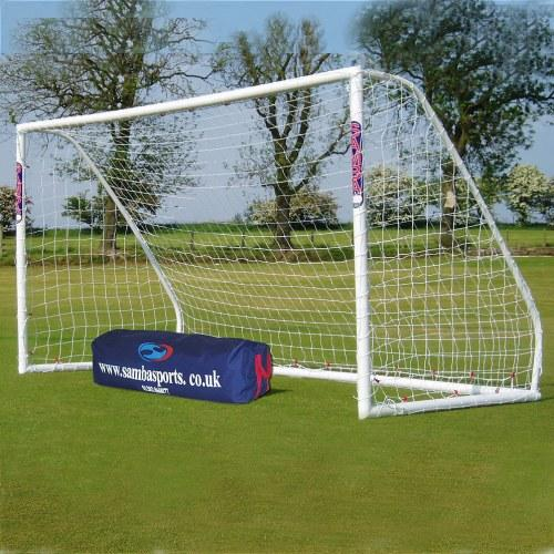 Samba Football Goals, the most popular portable goals in the UK