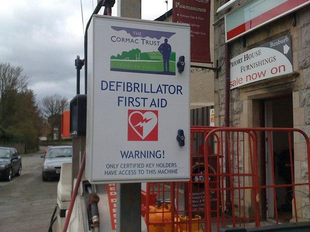 Why it's Time to Install Defibrillators in Every Grassroots Football Club