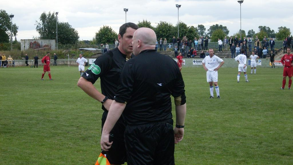 The Trials and Tribulations of a Grassroots Football Referee
