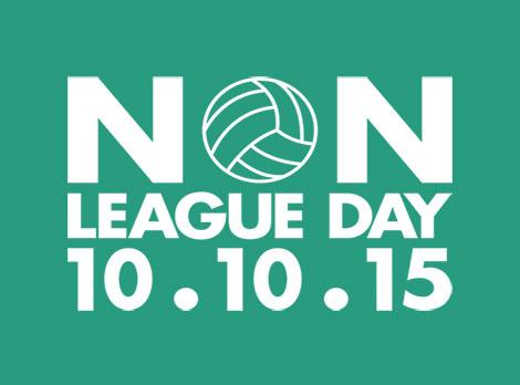 What is Football's Annual Non-League Day?