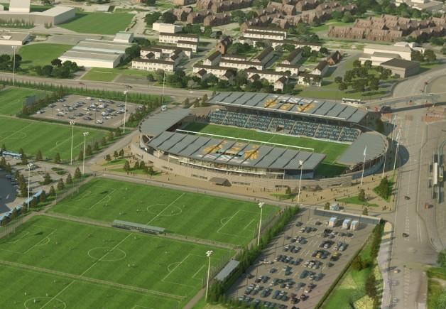 Manchester City's New Training Complex Signifies Hope for the English Game