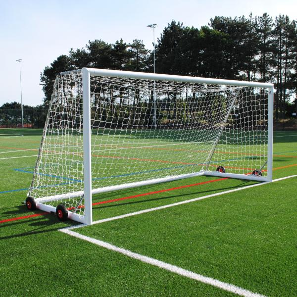 What to look for when buying a football goal.